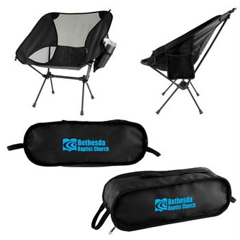 Basecamp Pod Chair - Personalization Available