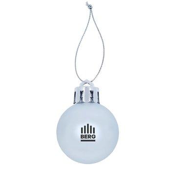 Mini Shatterproof Christmas Ornament - Personalization Available