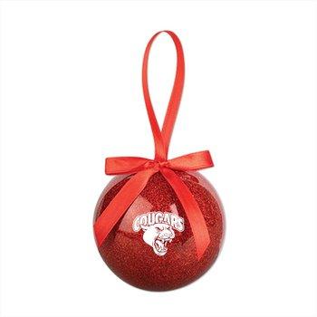 Glitter Ornament - Personalization Available