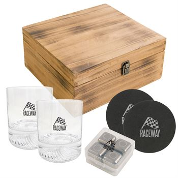 Whiskey Gift Set - Personalization Available