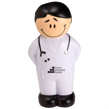 Smilin' Doctor Stress Reliever - Personalization Available
