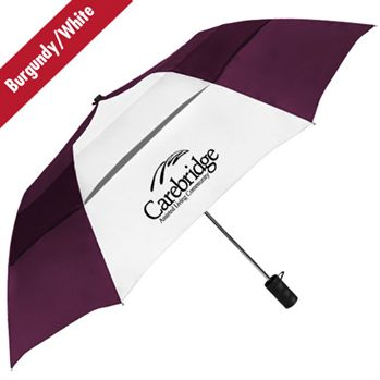 The Vented Grand Practicality ™ Umbrella - Personalization Available