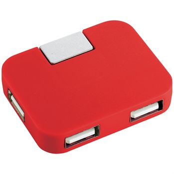 The Rotas USB Hub - Personalization Available