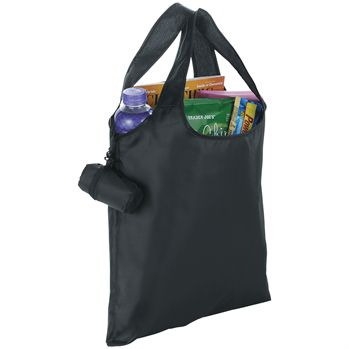 The Rescue Fold Up Pouch Tote - Personalization Available
