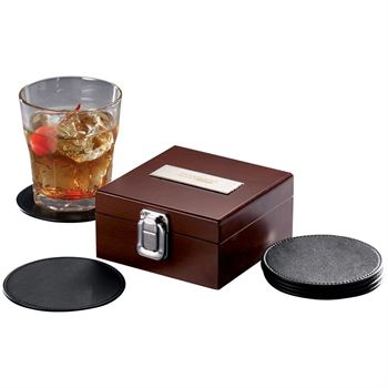 Executive Coaster Set - Personalization Available