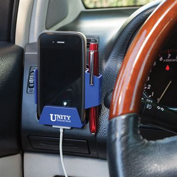 Car Vent Mobile Device Holder - Personalization Available