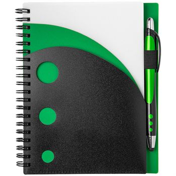 Illusion Notebook - Personalization Available