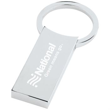 Rectangle Key Tag - Personalization Available