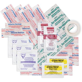 Handy First Aid Kit - Personalization Available