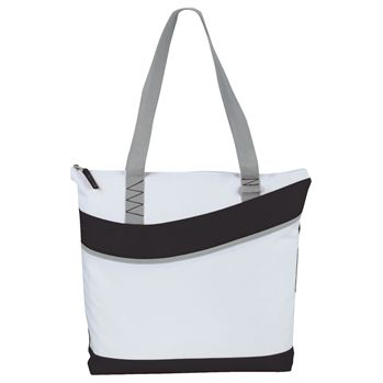 Upswing Zippered Convention Tote - Personalization Available