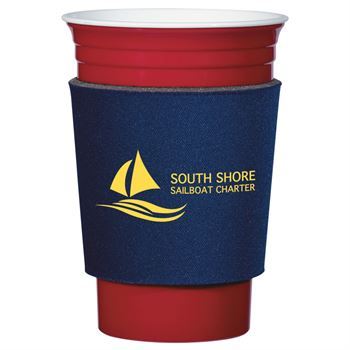 Comfort Grip Cup Sleeve - Personalization Available