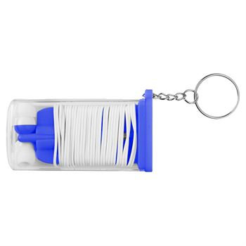 Ear Bud And Cord Organizer - Personalization Available