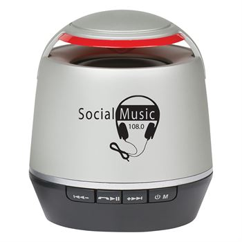 Soft Touch Bluetooth® Speaker - Personalization Available