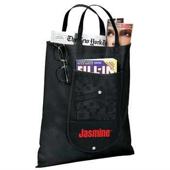 The Maple Fold Up Tote Bag - Personalization Available