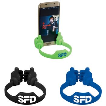 Thumbs Up Media Holder - Personalization Available