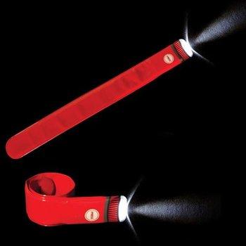Flashlight Slap Bracelets - Personalization Available