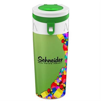 Full Color Water Bottle 16-oz. - Personalization Available