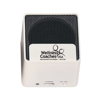 Wireless Cubic Speaker - Personalization Available