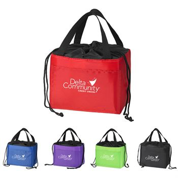 Cinch-Up� Lunch Bag