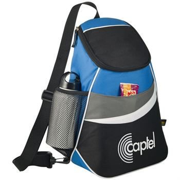 California Innovations� Cooler Sling Backpack - Personalization Available