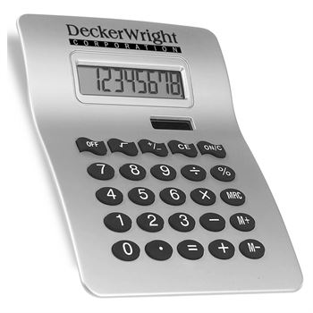 Jumbo Desk Calculator - Personalization Available