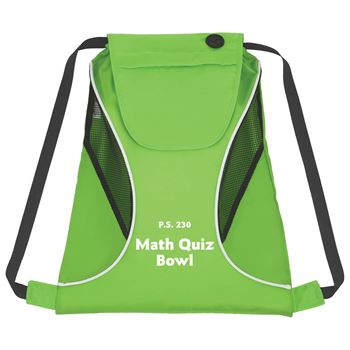 Sports Pack With Mesh Sides - Personalization Available