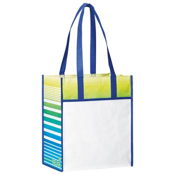 Horizons Laminated Shopper - Personalization Available