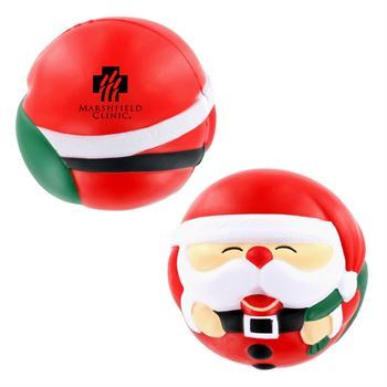 Santa Claus Stress Reliever - Personalization Available