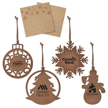 Wood Ornament - Personalization Available