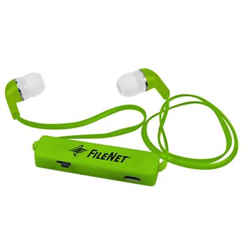 Colorful Bluetooth® Earbuds - Personalization Available