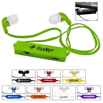 Colorful Bluetooth® Ear Buds - Personalization Available