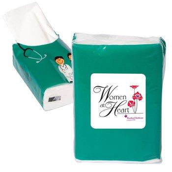 Doctor & Nurse Tissue Pack