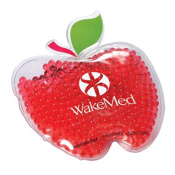 Apple Hot/Cold Gel Pack - Personalization Available