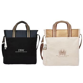 Charlie Cotton Tote - Personalization Available