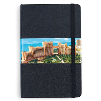 Moleskine® Hard Cover Ruled Notebook - Personalization Available