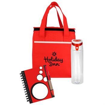Drink & Doodle Wave Tote - Personalization Available