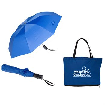 All In One Umbrella Bag - Personalization Available