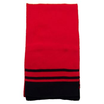 Deluxe Acrylic Scarf With Stripe - Personalization Available
