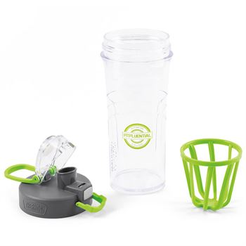 Thermos® Shaker Bottle with Integrated Mixer 24-Oz. - Personalization Available