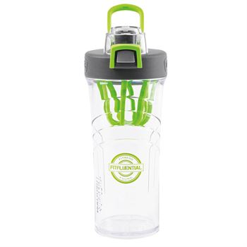 Thermos® Shaker Bottle with Integrated Mixer - 24oz.
