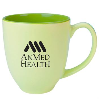Sorbet Bistro Mug 14-oz. - Personalization Available