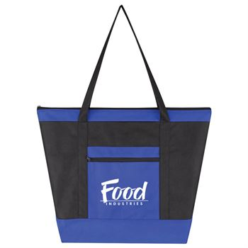 Non-Woven Uptown Tote Bag - Personalization Available