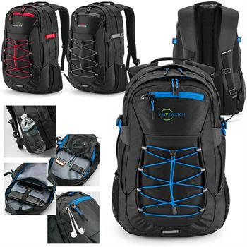 Basecamp Globetrotter Laptop Backpack