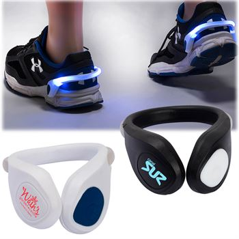 LED Shoe Safety Light - Personalization Available