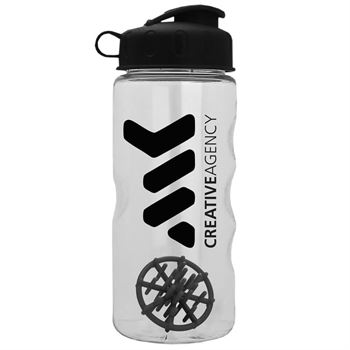 Tritan™ Mini Shaker Bottle With Flip Lid 22-oz. - Personalization Available