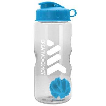 22oz. Tritan Mini Shaker Bottle with Flip Lid