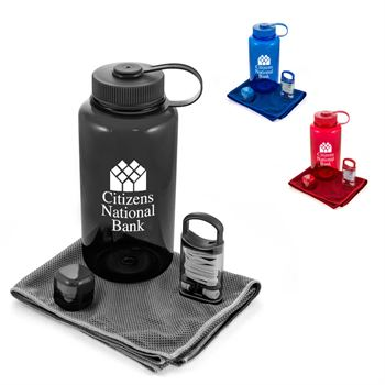 Refresh 4-Piece Workout Gift Set - Personalization Available