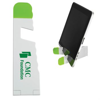 V-Fold Tablet And Phone Stand - Personalization Available