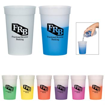 Big Game Mood Stadium Cup 17-oz. - Personalization Available