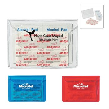 First Aid Pouch - Personalization Available